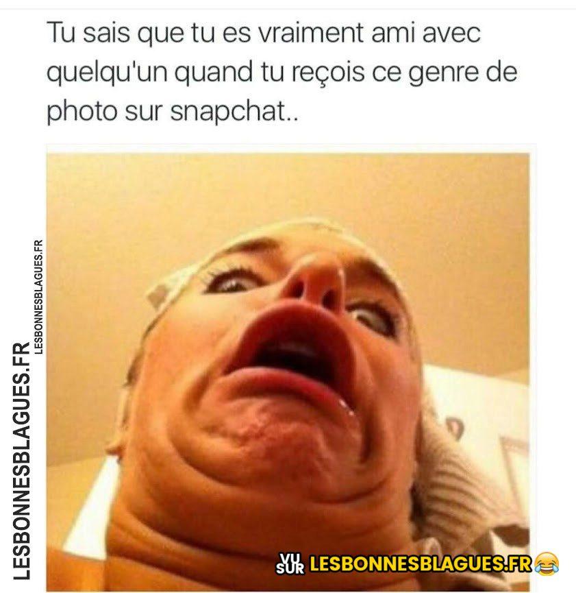 Reconnaître un véritable ami sur Snapchat