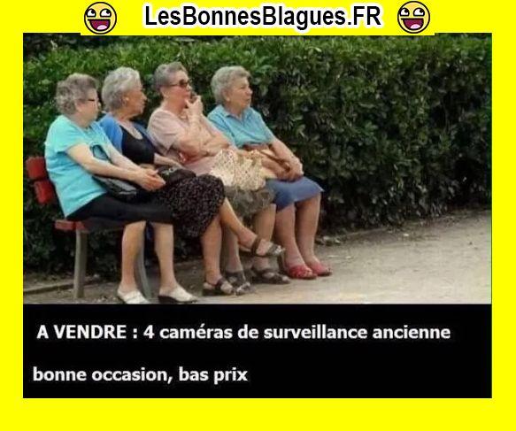 Les vielles caméras de surveillance_lesbonnesblagues.fr